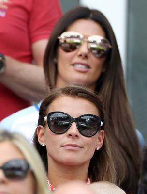 It comes after a public spat between Coleen Rooney and Rebekah Vardy (John Walton/PA)