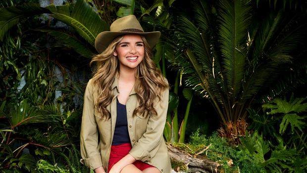 Nadine Coyle is one of the 10 stars on the line-up for this year's series of I'm A Celebrity (ITV)