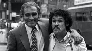 Tommy Cannon and Bobby Ball (PA)