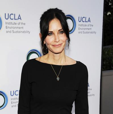 Courteney Cox is premiering her directorial debut Just Before I Go at the Tribeca Film Festival