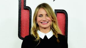 Cameron Diaz has opened up on motherhood and spending time with her family during the pandemic (Ian West/PA)