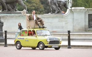 Mr Bean first aired in 1990 (John Stillwell/PA)