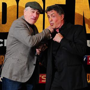 Sylvester Stallone enjoyed working with Robert De Niro on Grudge Match