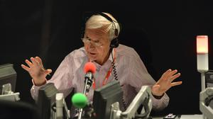 John Humphrys has decided to leave Today programme. (Jeff Overs/BBC)