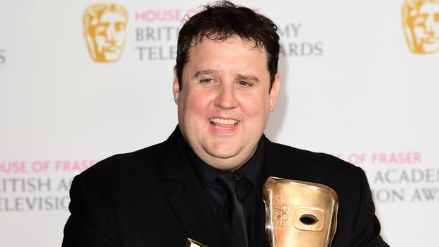 Peter Kay has described working on Car Share as a 'five-year labour of love' (Ian West/PA)