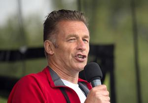 Chris Packham was made a CBE in the Queen's New Years honours list (Dominic Lipinski/PA)