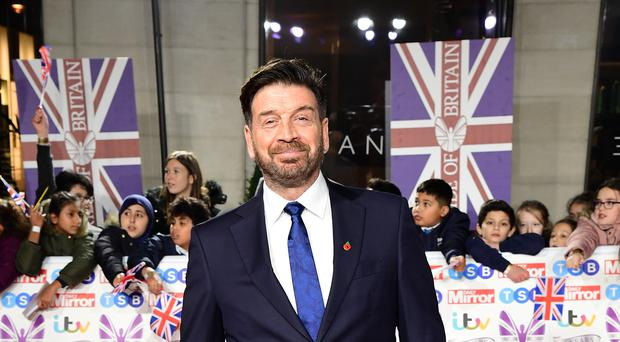 Nick Knowles (Ian West/PA)