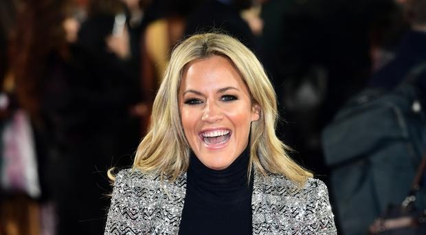 Caroline Flack: Love Island host denies assaulting boyfriend
