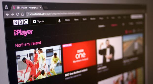 The BBC iPlayer had a successful Christmas period (Philip Toscano/PA)