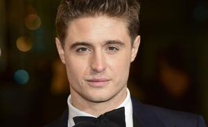 Max Irons discussed his gun training for thriller series Condor (Ian West/PA Wire)