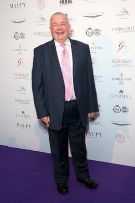 Christopher Biggins is among the famous readers (Isabel Infantes/PA)