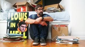 Louis Theroux in Life On The Edge (BBC/PA)