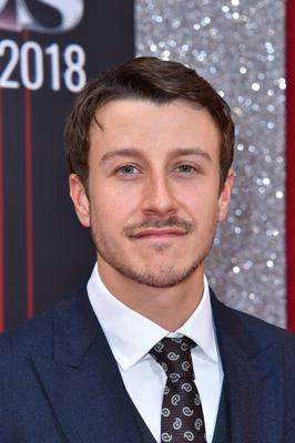 Ryan Prescott attending the British Soap Awards 2018 (Matt Crossick/PA)