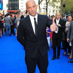 Vin Diesel is enjoying teasing fans about his Marvel movie role