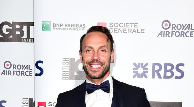 Jason Gardiner has said he would love to see same sex couples on Dancing On Ice (Ian West/PA)
