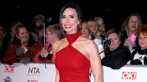 Christine Lampard is a star on Loose Women (Isabel Infantes/PA)