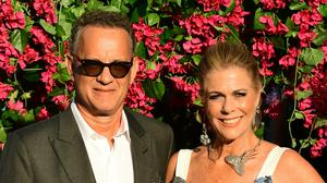 Tom Hanks and Rita Wilson have officially become Greek citizens, according to the country's prime minister (Ian West/PA)