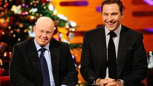 Matt Lucas and David Walliams (Ian West/PA)
