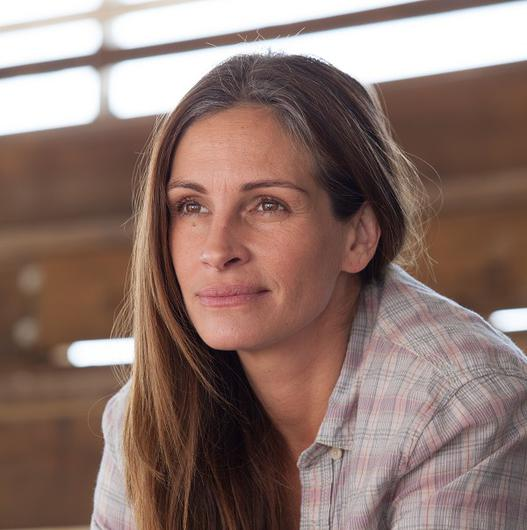 Julia Roberts plays Barbara Weston in August: Osage County