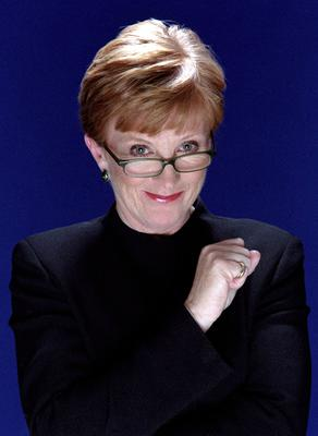 Anne Robinson was stern with contestants on The Weakest Link (Mike Hogan/PA)