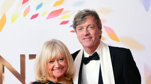 Judy Finnigan and Richard Madeley have presented many programmes together (Ian West/PA)