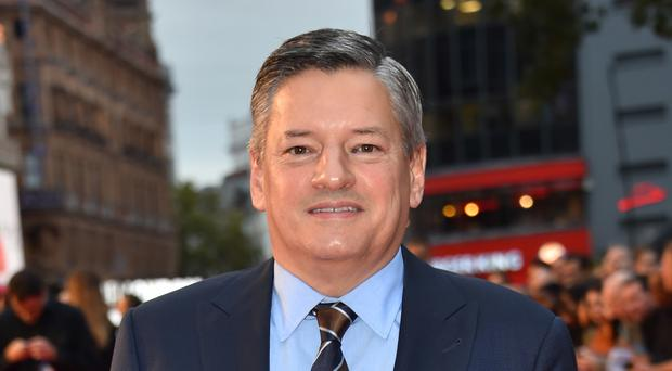 Netflix content chief Ted Sarandos has said the streaming giant is not worried about the industry's increasing competition (Matt Crossick/PA Wire)