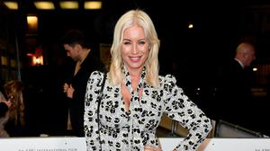 Denise van Outen (Matt Crossick/PA)