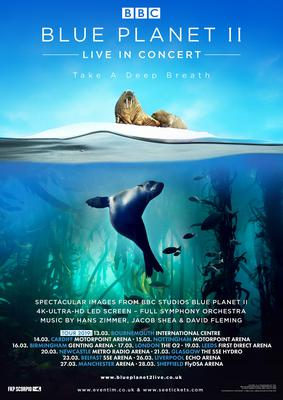 Blue Planet II Live In Concert (Blue Planet II)
