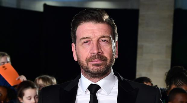 Nick Knowles has said the national must be mended (Ian West/PA)