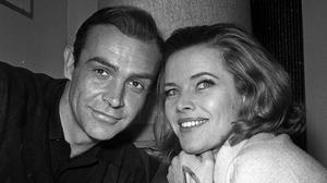 Honor Blackman played Pussy Galore alongside Sean Connery's 007