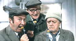 Reality TV makers don't know their onions anymore, unlike Foggy, Compo and Clegg from Last Of The Summer Wine