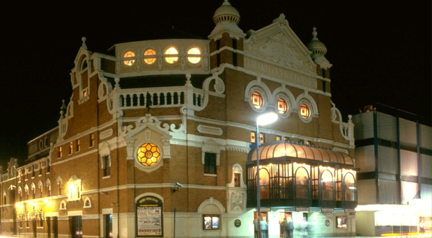 The Grand Opera House in Belfast