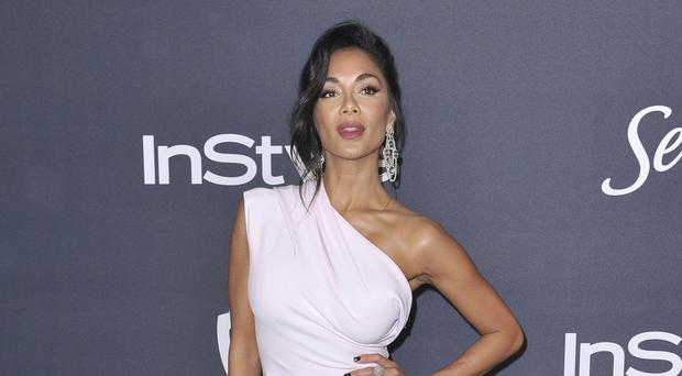 Nicole Scherzinger (Richard Shotwell/AP/Press Association Images)