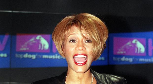 Whitney Houston (Peter Jordan/PA)