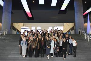 The manifesto was formulated from the achievements, ideas and suggestions of 60 female artists and innovators (Txar R/PA)