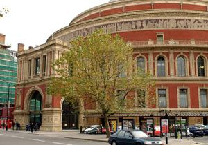 The Royal Albert Hall in London (PA)