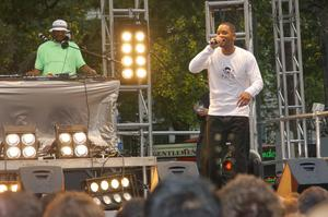 Will Smith collaborated and DJ Jazzy Jeff (Ian West/PA)