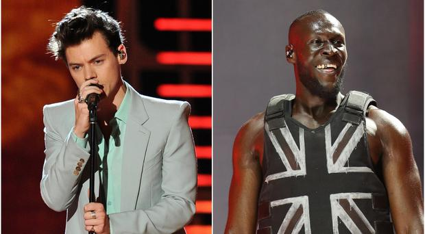 Harry Styles and Stormzy added to festive concert line-up (PA Wire/PA)