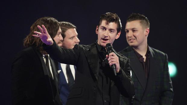 Arctic Monkeys announce Royal Albert Hall gig for War Child UK (Yui Mok/PA)