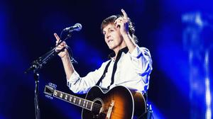 Sir Paul McCartney said the toilet is a good place to write songs
