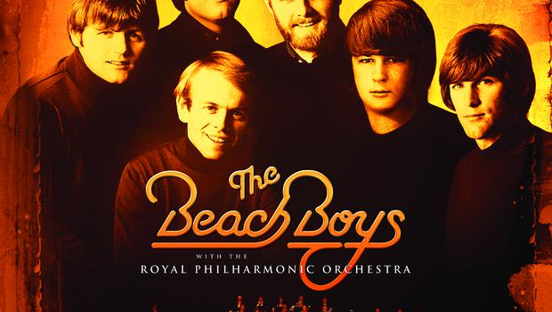 Some of The Beach Boys greatest hits and been re-worked with the Royal Philharmonic Orchestra.