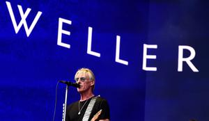 Paul Weller at the British Summer Time festival (Ian West/PA)