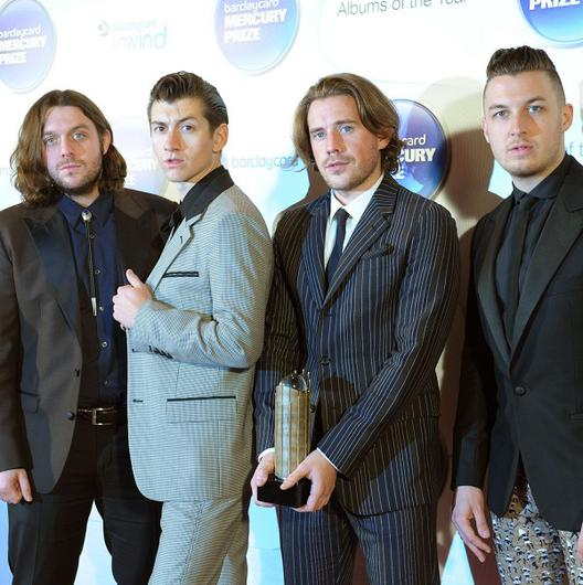 Arctic Monkeys triumphed at the South Bank Awards