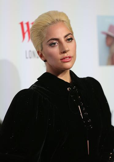 Lady Gaga will appear on the new album It's About Time (Isabel Infantes/PA)