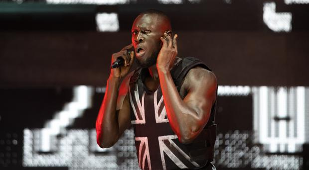 Stormzy feared public would 'slaughter' him for Glastonbury performance (Aaron Chown/PA)