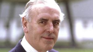 Actor George Cole