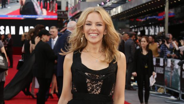 Kylie Minogue has tweeted messages reflecting on her life and career for several days (Yui Mok/PA)