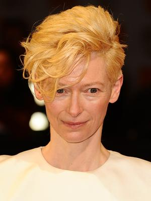 Tilda Swinton attended a film screening (Ian West/PA)