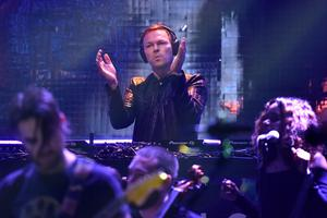 DJ Pete Tong will be among the podcast's guests (Matt Crossick/PA)