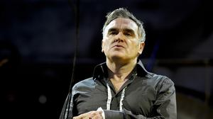 Morrissey will perform in Dublin next year.
